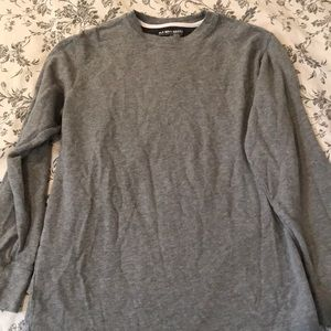 Old navy long sleeve thick t shirt